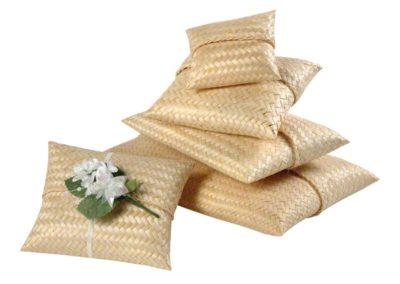Cojín bambú